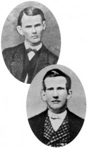 Jesse & Frank James